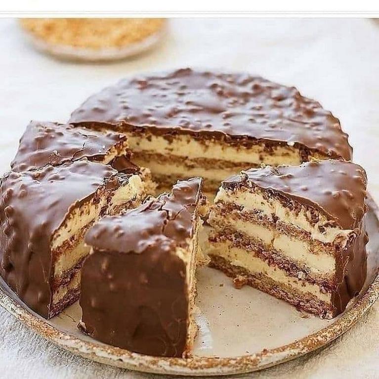 ВКУСНЕЙШИЙ торт «МEЧТA ЖИЗНИ»