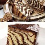 Торт с тремя кремами божественного вкуса