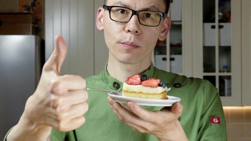 Показываю, как приготовить «Тирольский пирог», даже если у вас совсем нет опыта
