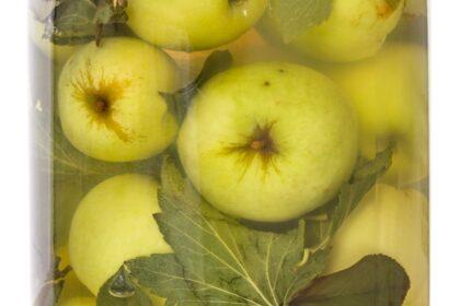 Моченые яблоки в банках, идеальный рецепт! Думала, яблок вкуснее свежих не бывает, пока не попробовала моченые.