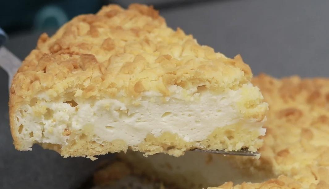 Пирог- Сметанное Суфле. Итальянский Пирог Вместо Торта!