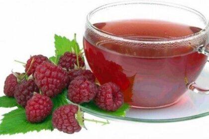 От простуды: Малиновый чай с цветками липы.
